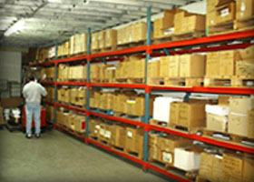 Warehousing & Fulfillment Center